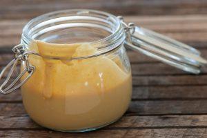 Image of Tahini in a jar