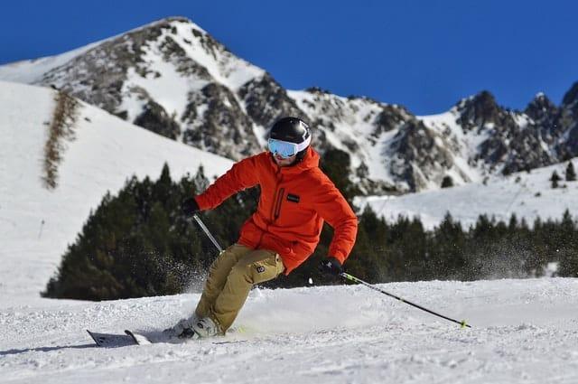 ски, ски екипировка