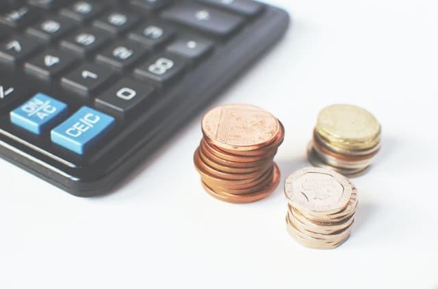 калкулатор и центове